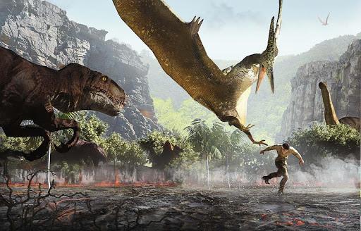 Dinosaur Simulator: Dino World  screenshots 2