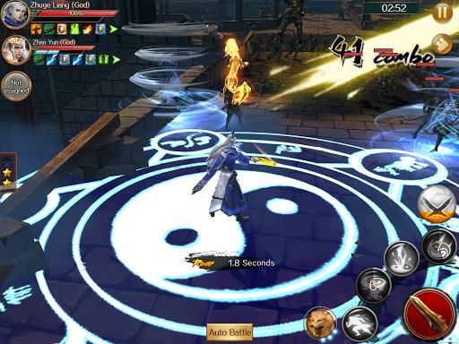 Dynasty Legends: True Hero Rises from Chaos Apkfinish screenshots 11