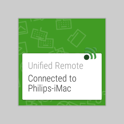 Foto do Unified Remote Full