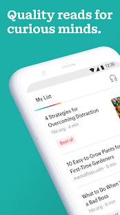 Pocket: Save. Read. Grow. 7.48.0.0 Screenshots 3