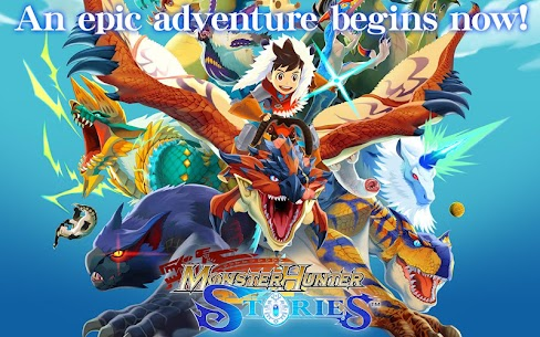 Monster Hunter Stories v1.0.3 MOD APK 1