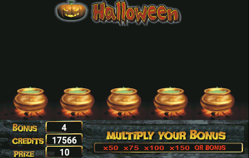 Slot Machine Halloween Lite 5.32 screenshots 19