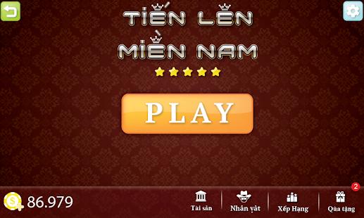 Tien Len - Thirteen - Mien Nam  screenshots 1