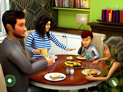 Family Simulator - Virtual Mom Game APK MOD (Astuce) screenshots 5