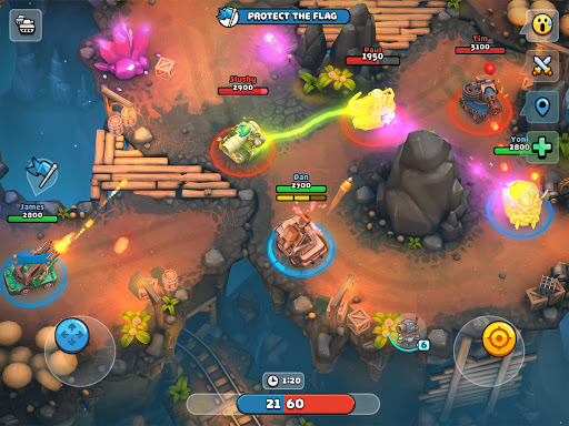 Pico Tanks: Multiplayer Mayhem modavailable screenshots 19
