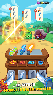 Forge Hero: Epic Cooking Adventure Game Mod Apk 0.0.1 (Lots of Money) 3