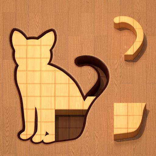 BlockPuz:無料のオフラインウッドブロックパズル脳トレゲーム