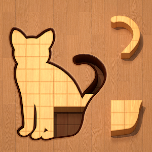 BlockPuz: Jigsaw Puzzles &ampWood Block Puzzle Game