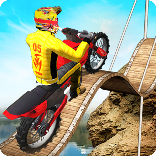 Bike Racer: jogos de acrobacias de bicicleta 2020
