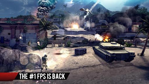 Modern Combat 4: Zero Hour  screen 0