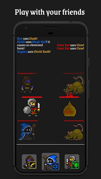Dungeon Masters screenshot 2