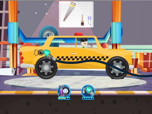 Little Car Wash 6 screenshots 10