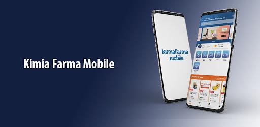 Aplikasi Kimia Farma Mobile