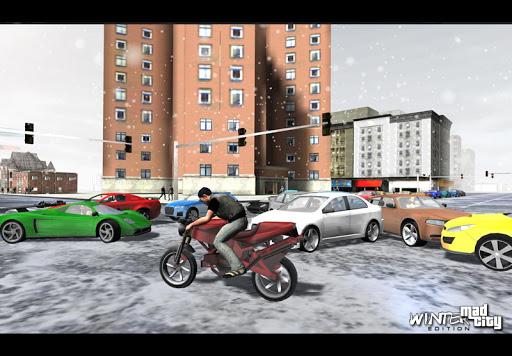 winter mad city 2 new storie screenshot 2