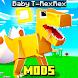 Jurassic Craft Mod - Dinosaur Addon