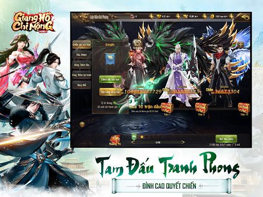 Giang Hu1ed3 Chi Mu1ed9ng - Tuyet The Vo Lam  screenshots 11