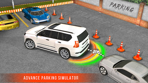 Car Parking Simulator Games: Prado Car Games 2021  Screenshots 5