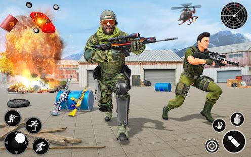 Counter Terrorist Gun Strike: Free Shooting Games 1.23 Screenshots 7