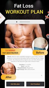Pro Gym Workout (Gym Workouts & Fitness) 5.4 Screenshots 6