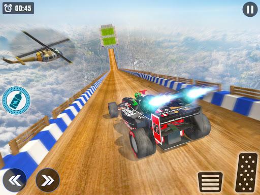 Impossible Formula Jet Car Racing Stunts  screenshots 9