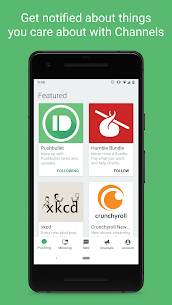 Pushbullet – SMS on PC and more (PRO) 18.4.0 Apk 5