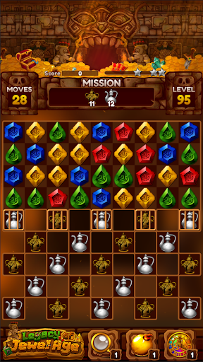 Legacy of Jewel Age: Empire puzzle apkmr screenshots 24