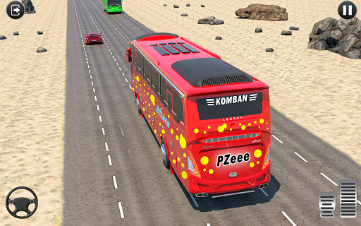 Modern Bus Simulator Games-Free Bus Driving Game 1.0.3 Screenshots 2