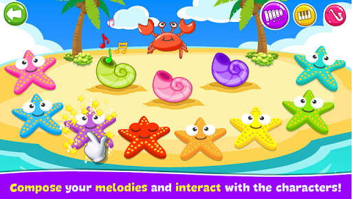 Musical Game for Kids android2mod screenshots 2