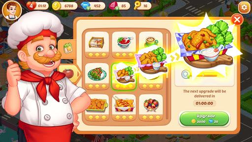 Crazy Diner: Crazy Chef's Cooking Game apktram screenshots 6
