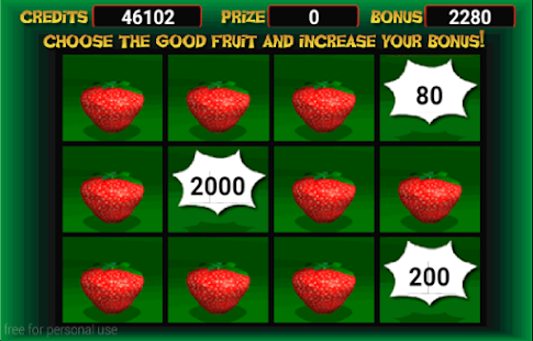 Slot Machine Halloween Lite Screenshot