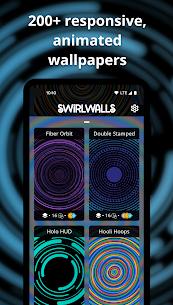 SwirlWalls: Animated UHD Wallpaper Backgrounds 3