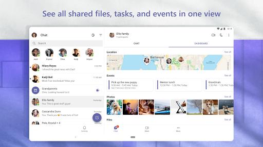 Microsoft Teams apktram screenshots 12