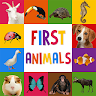 First Words for Baby: Animals icon