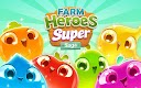 screenshot of Farm Heroes Super Saga