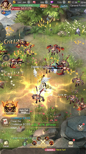 The Last Knight apkdebit screenshots 14