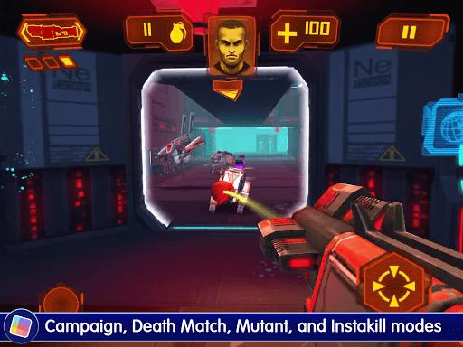 Neon Shadow: Cyberpunk 3D First Person Shooter 1.40.166 screenshots 13