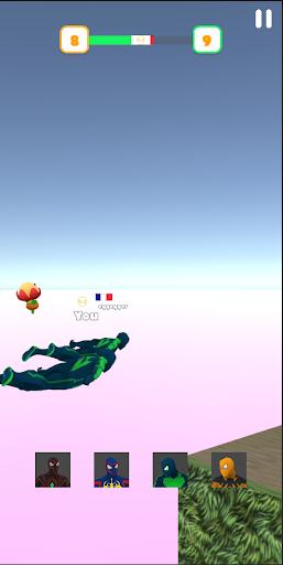 Super Hero Transform Race - Spider Racing Game 3D 0.6 screenshots 14