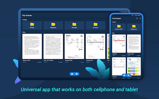Tiny Scanner - PDF Scanner App android2mod screenshots 13