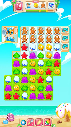 ud83cudf53Candy Riddles: Free Match 3 Puzzle  screenshots 5