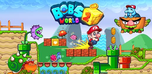 Bob's World 2 - Running game
