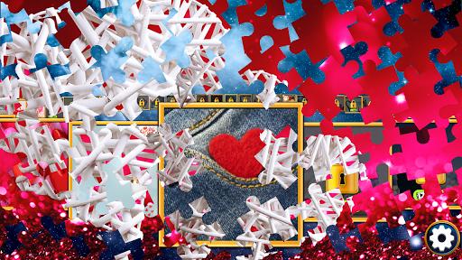 jigsaw puzzles love games screenshot 2