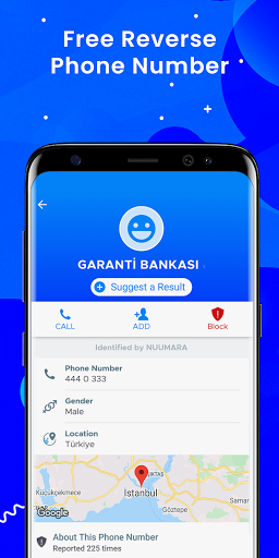 TurkCaller - Caller ID & Phone Number Search android2mod screenshots 4