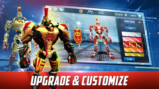 Real Steel World Robot Boxing MOD APK (Unlimited Money/Coins) 6