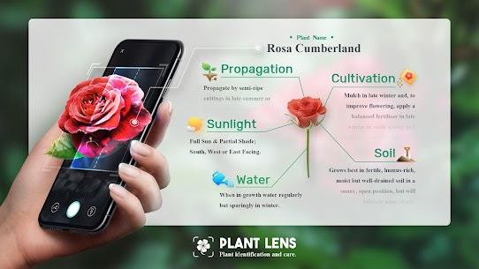 Plant Lens MOD APK- Plant & Flower Identification [Premium] 1