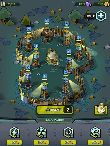 Zombie Towers 13.0.17 screenshots 12