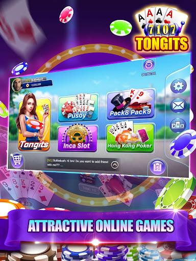 Tongits 7107 Cards & Slot Games 1.07 Screenshots 5