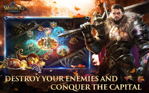 War and Magic: Kingdom Reborn apkpoly screenshots 12