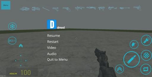 Dmod 0.7.8 screenshots 2