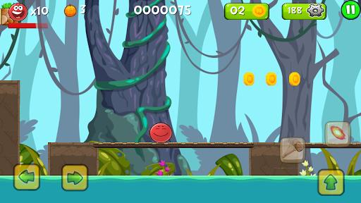 Red Ball 8 Adventure  screenshots 2