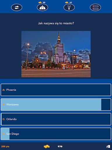 Super Quiz - Wiedzy Ogu00f3lnej Polskie screenshots 14